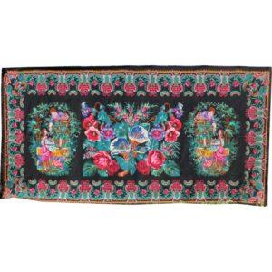 "Large kilim rugs 226cm x 440cm/7'41"" x 14'43"""
