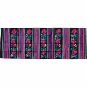 """Vintage kilim rugs 142cm x 395cm/4'65″x12'95"""""""