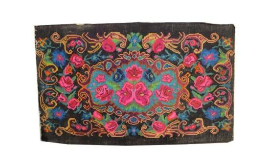 tapis kilim bleu et rose tapis kilim bleu blue kilim rug