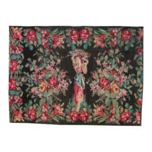 Floral rug 205cm x 304cm