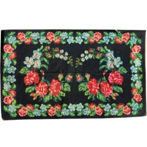 """Floral rug 163cm x 273cm/5'34""""x8'95"""""""