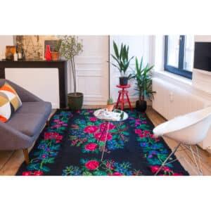 "Large kilim rugs 181cm x 499cm/5'93""x16'37"""