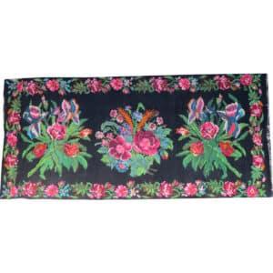 "Large kilim rugs 190cm x 404cm/6'23"" x 13'25"""