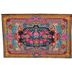 """Floral rug 207cm x 324cm/6'79"""" x 10'62"""""""