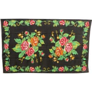 """Floral rug 198cm x 322cm/6'49"""" x 10'56"""""""
