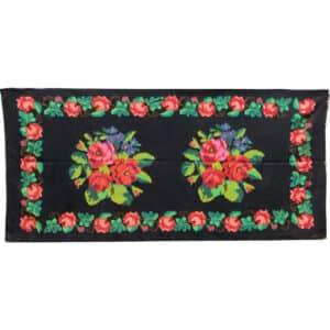 """Floral rug 145cm x 310cm/4'75""""x10'17"""""""