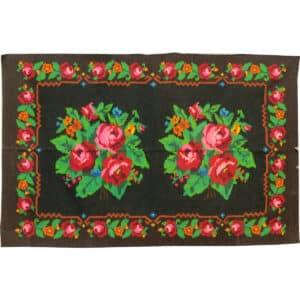 """Floral rug 154cm x 244cm/5'05""""x8′"""