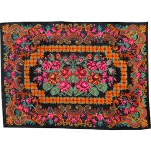 """Floral rug 182cm x 253cm/5'97""""x8'30"""""""