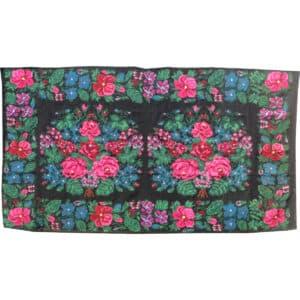 """Pink kilim rugs 191cm x 345cm/6'26"""" x 11'31"""""""
