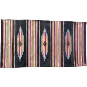 """Vintage kilim rugs 139cm x 261cm/4'56″x8'56"""""""
