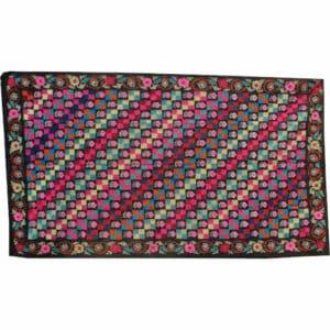 """Vintage kilim rugs 169cm x 299cm/5'54″x9'80"""""""