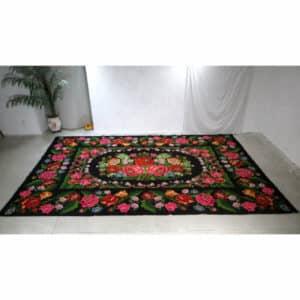 """Large kilim rugs 254cm x 412m/8'33"""" x 13'51"""""""