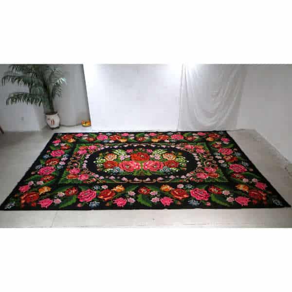 Tapis kilim large kilim rugs N318 kilim salon