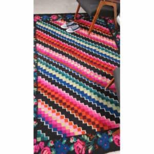 """Vintage kilim rugs 160cm x 235cm/5'24″x7'71"""""""