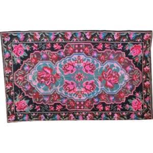 "Pink kilim rug 199cm x 321cm/6'52""x10'53"""