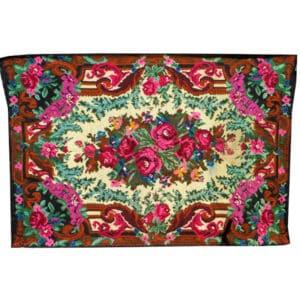 Floral rug 240cm x 354cm