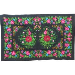 Floral rug 200cm x 326cm